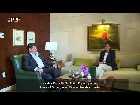 Pathways to Professionalism- Jordan's Marriott hotels General Manager