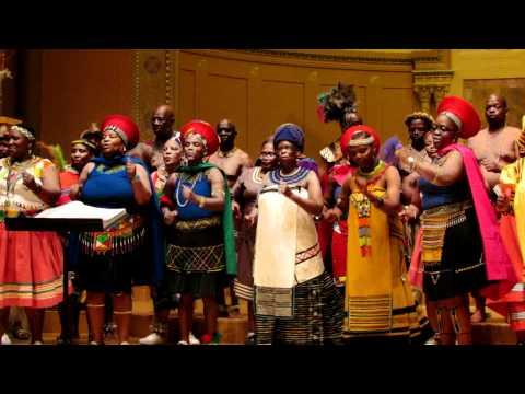 Imilonji KaNtu Choral Society Sings