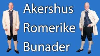 Mannsbunad fra Romerike og Akershus fra Bunad For Menn