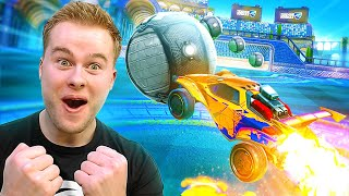 MIJN MOOISTE GOAL OOIT! 😱 - Rocket League Ranked (Nederlands)
