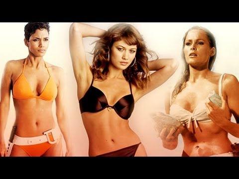 James bond girls hot