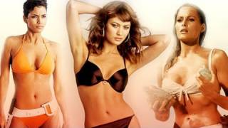 Repeat youtube video The Hottest Bond Girls