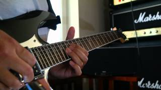 Parting Time (guitar solo with improvisation)