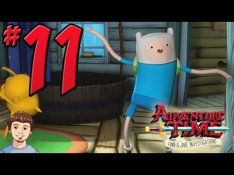 Adventure Time: Finn & Jake Investigations Walkthrough - PART 11 - Everybody Dance Now!