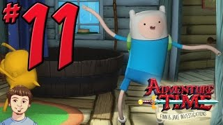 Adventure Time: Finn & Jake Investigations Walkthrough - PART 11 - Everybody Dance Now!
