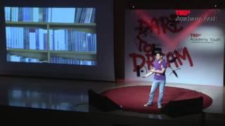 Το επόμενο λογικό σου βήμα – Ξανασκέψου το! | Γιάννης Τσιώρης | TEDxYouth@Academy