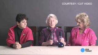 Three Grandmas Smoke Weed For First Time