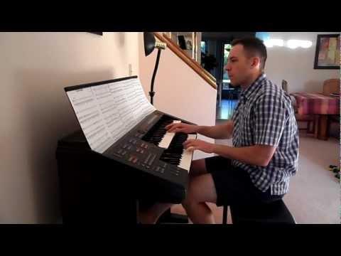 Heartland (Celtic Thunder) on Yamaha Electone HS-4 Organ