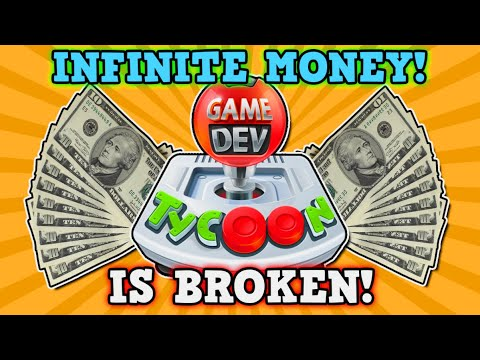 GAME DEV TYCOON IS A PERFECTLY BALANCED GAME WITH NO EXPLOITS - Infinite Money Glitch Challenge