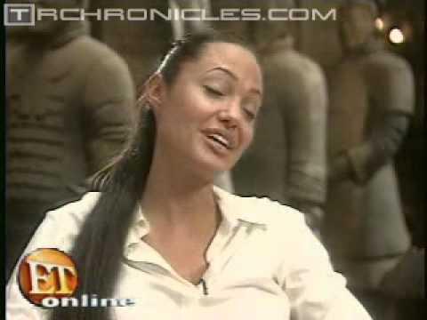 Lara Croft Tomb Raider: The Cradle Of Life Movie - Angelina Jolie ET Online