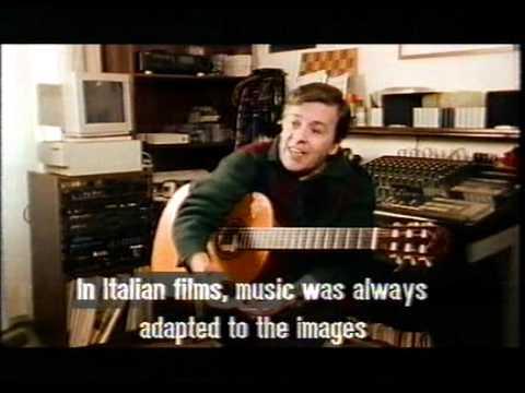 Ennio Morricone -- BBC2 Documentary