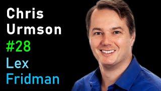 Chris Urmson: Self-Driving Cars at Aurora, Google, CMU, and DARPA | Artificial Intelligence Podcast thumbnail