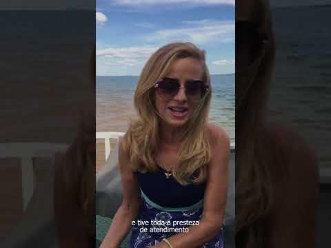 Depoimento da cliente Luiza Franco de Palmas - TO