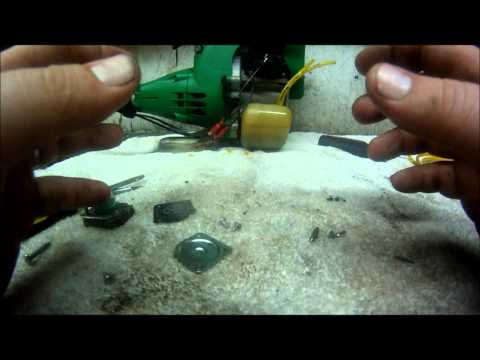 How to clean a 2 cycle weed eater carburetor