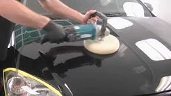 How to Polish a Car - Scratch Removal