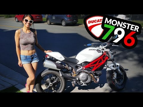 Buying a Ducati Monster 796