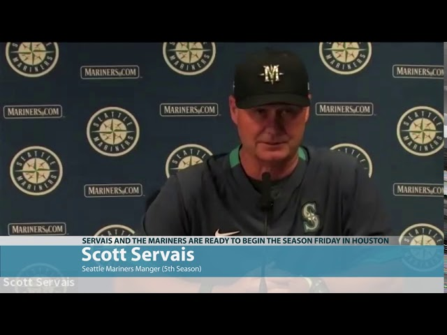 Scott Servais on Summer Camp 2020-07-23