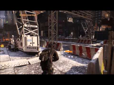 Beta is Beta  The Division Part 3: Snipers...  