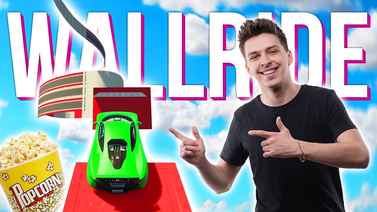 WALLRIDOVÉ ŠÍLENSTVÍ! 😲   GTA Online w/Popcorn