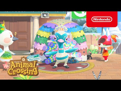 ¡Preparaos para el Carnaval! 🎵🪶 – Animal Crossing: New Horizons (Nintendo Switch)