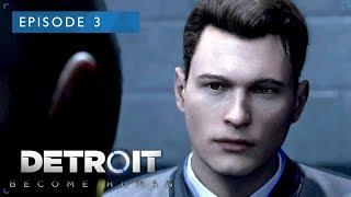 Detroit: Become Human – Episode 3: Broken ★ Story & Cutscenes Series 【Peace Edition】