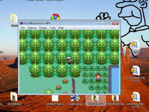Cheats Para Visual Boy Advance Pokemon Ruby