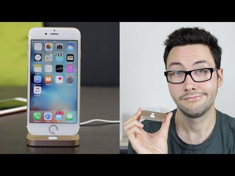 La Nouvelle Arnaque d'Apple pour 59euros (dock iPhone 6S)