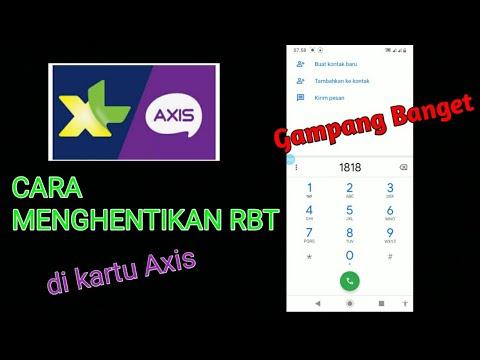 Cara Mengembalikan Paket Axis Yang Sudah Di Stop Dr Ponsel