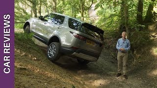 OSV Land Rover Discovery 2017 In-Depth Review