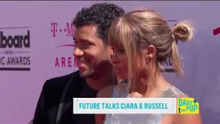 Future Speaks Out Against Ciara & Russell Wilson   Daily Pop   E! News