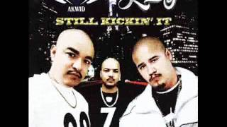 14 - latin invasion - Kickin' it Juntos CD Akwid & jae-p