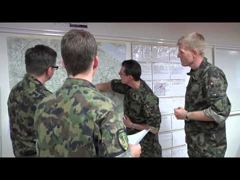 Operations of the armoured brigade