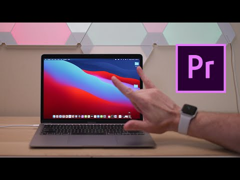 M1 Macs - This Changes Everything 100% NATIVE PREMIERE PRO! How Fast!. M1 MacBook Air MacBook Pro 13