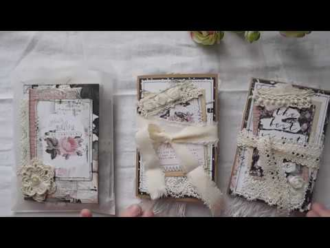 Amelia Rose Journals / New Etsy Items