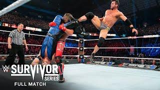 FULL MATCH - AJ Styles vs. Shinsuke Nakamura vs. Roderick Strong: Survivor Series 2019