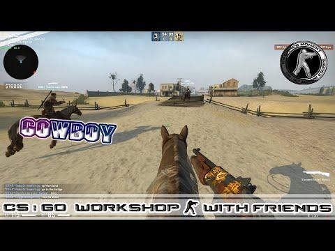 CS:GO WORKSHOP MAP Coop Mission Western