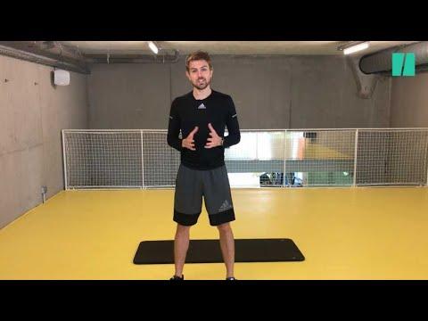 5 exercices de renforcement musculaire à faire chez soi sans matériel