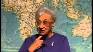 Frances M. Liberty, Lt. Colonel, US Army Nurse Corps, World War 2 - 1971, 2002 Interview