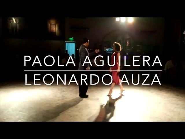 La Mentirosa - Tango Argentino - Paola y Leonardo (Salon Canning)