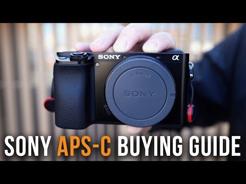 Sony APS-C ULTIMATE Buying Guide 2019 | a6000 a6100 a6400 a6500 a6600 a5100 [TIMECODES]