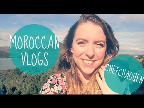 Moroccan Vlogs - A Day in Chefchaouen