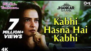 Kabhi hasna hai kabhi Rona hai HD|Preityzinta|Bollywood songs|Dil hai tumhara|whatsapp status|