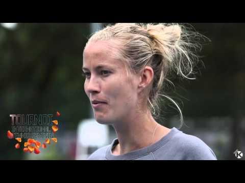 ITW Mathilde Johansson