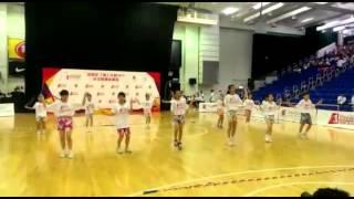 活躍至「繩」計劃2015 花式跳繩表演盃 - 黃大仙天主教小學