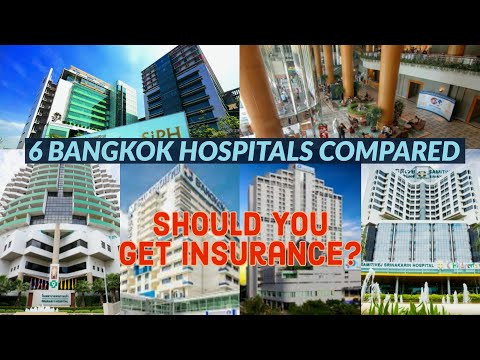 Best Hospitals in Bangkok Compared $ Insurance