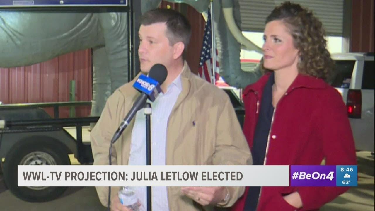 Julia Letlow wins northeast Louisiana-based US House seat