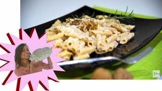 Pasta Senza Glutine - Pasta Di Mais Allo Yogurt E Noci - Le Ricette Di Alice
