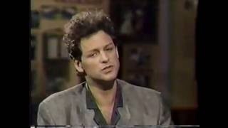 1984 Lindsey Buckingham on his solo albums and Fleetwood Mac