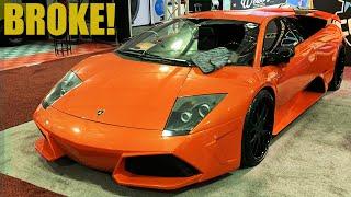 Tavarish's Fast & Furious Lamborghini Murcielago BROKE SEMA!