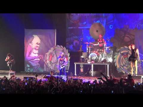 Pierce The Veil - A Match Into Water (Live at the Sears Center, Chicago 5/3/2013)